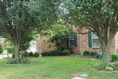 Murfreesboro Single Family Home For Sale: 2803 Comer Dr