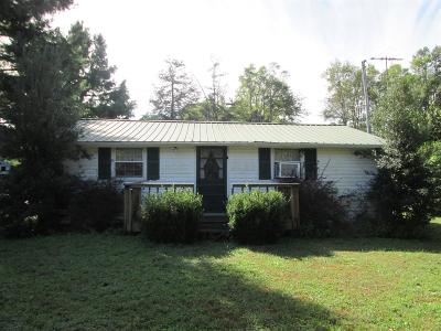 Alexandria Single Family Home Under Contract - Showing: 1515 Coon Branch Rd