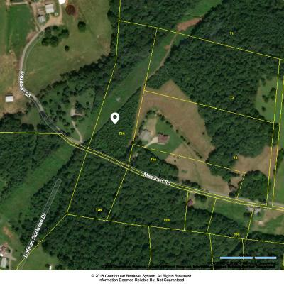 Christian County, Ky, Todd County, Ky, Montgomery County Residential Lots & Land For Sale: Meadows Rd