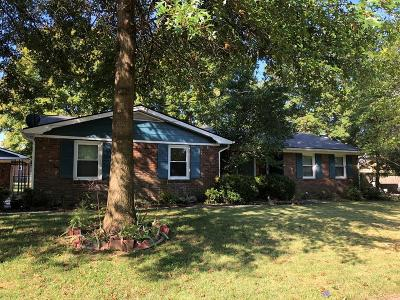 Christian County Single Family Home For Sale: 703 Springmont