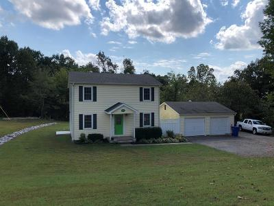 Christian County Single Family Home For Sale: 4058 Clark Store Sinking Fork