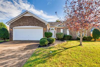 Antioch Single Family Home For Sale: 6704 Ascot Dr