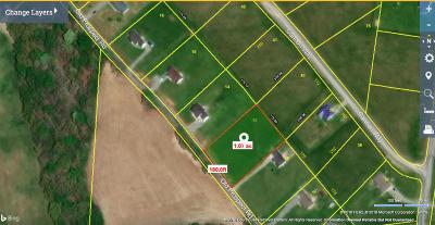 Cannon County Residential Lots & Land Under Contract - Not Showing: Old Prospect Rd Lot 13