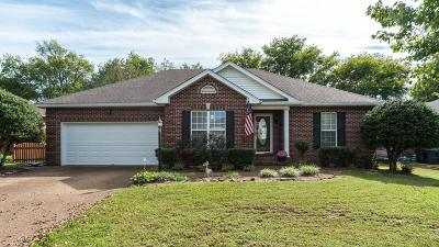 Gallatin Single Family Home For Sale: 1117 Pinehurst Dr