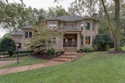 Brentwood Single Family Home Under Contract - Showing: 7073 Morningside Ct