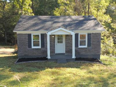 Clarksville Single Family Home Under Contract - Showing: 671 Peachers Mill Rd