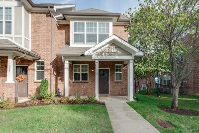Condo/Townhouse Under Contract - Not Showing: 812 Hillview Hts