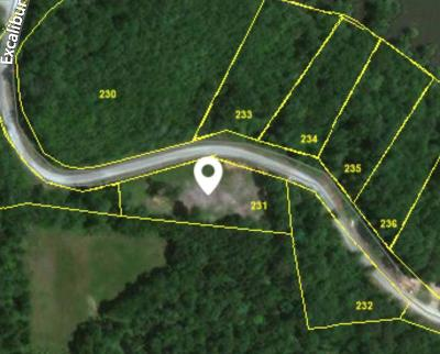 Residential Lots & Land For Sale: 1256 Excalibur Trl