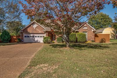 Old Hickory Single Family Home Under Contract - Showing: 4541 S Trace Blvd