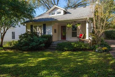 Nashville Single Family Home For Sale: 4608 Dakota Ave
