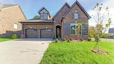 Gallatin Single Family Home For Sale: 134 Monarchos Drive - Lot 258