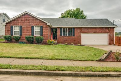 Nashville Single Family Home For Sale: 3920 Patton Hill Rd