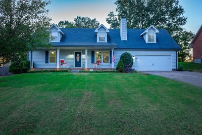 Clarksville Single Family Home Under Contract - Showing: 1858 Patricia Dr