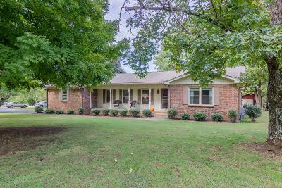 Murfreesboro Single Family Home For Sale: 3501 Castlewood Ct