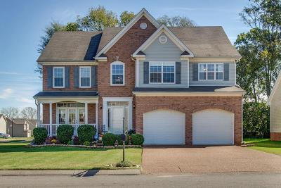 Spring Hill Single Family Home For Sale: 1188 Cynthia Ln