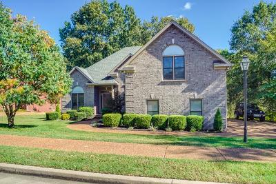 Hermitage Single Family Home For Sale: 2261 Seven Points Cir