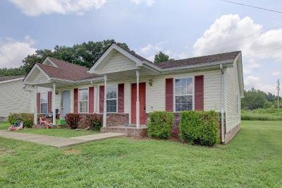 Christian County Multi Family Home Under Contract - Showing: 1612 Hannibal Drive