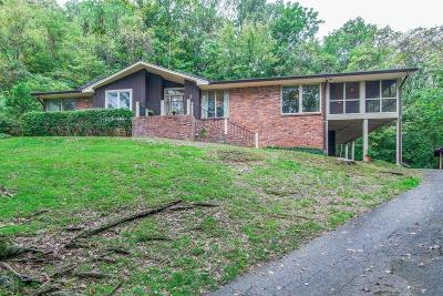 Brentwood Single Family Home Under Contract - Showing: 1245 Jefferson Davis Dr