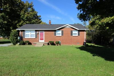 Dover Single Family Home Under Contract - Showing: 2459 Highway 79