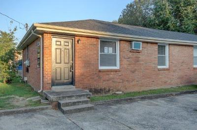 Clarksville Rental For Rent: 1434 McCan Drive #a #A