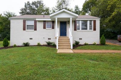 Nashville Single Family Home For Sale: 5017 Packard