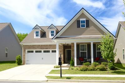 Hermitage Single Family Home For Sale: 1849 Stonewater Dr