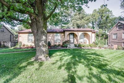 Hermitage Single Family Home For Sale: 4416 Baton Rouge Dr