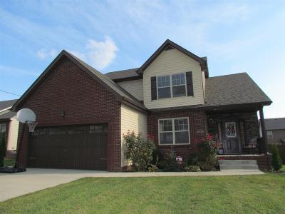 Clarksville Rental For Rent: 3452 Bradfield Rd.