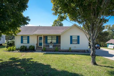Murfreesboro Single Family Home For Sale: 2301 Uriah Pl
