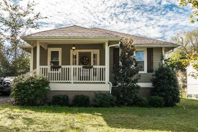 East Nashville Single Family Home For Sale: 942 Sharpe Ave