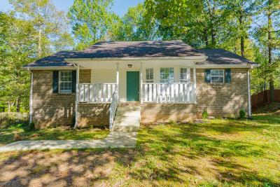 Woodlawn Single Family Home Under Contract - Showing: 3312 Backridge Rd