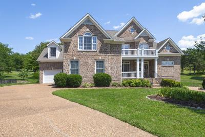 Goodlettsville Single Family Home For Sale: 1287 Twelve Stones Crossing
