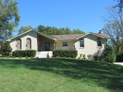 Hendersonville Single Family Home Under Contract - Showing: 205 Tyne Bay Dr