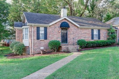 Nashville Rental For Rent: 1001 Clifton Ln Apt 5