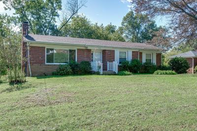 Nashville Single Family Home For Sale: 2305 Selma Ave