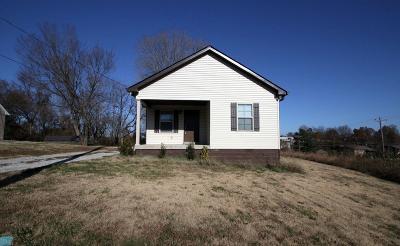 Dickson Single Family Home For Sale: 411 E Cedar St
