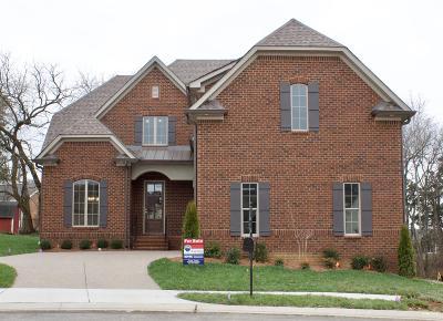Hendersonville Single Family Home For Sale: 216 Lotus Court