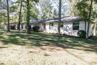 Nashville Single Family Home For Sale: 6354 Torrington Rd