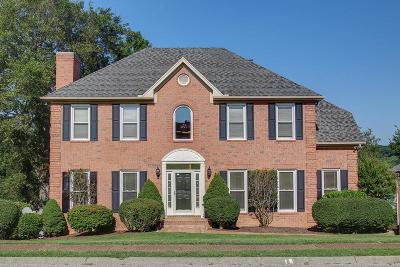 Gallatin, Gallitin, Hendersonville Single Family Home For Sale: 173 Mansker Park Dr