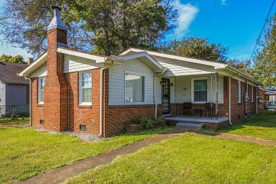 Murfreesboro Single Family Home For Sale: 600 S Highland Ave
