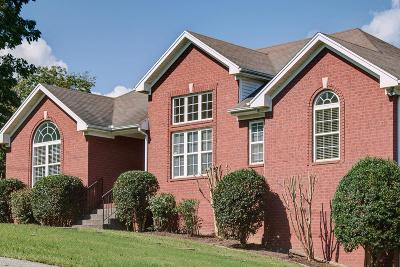Hendersonville Single Family Home For Sale: 433 Cumberland Hills Dr