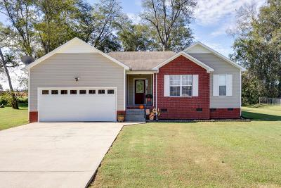 Mount Pleasant Single Family Home Under Contract - Showing: 417 Mockingbird Dr