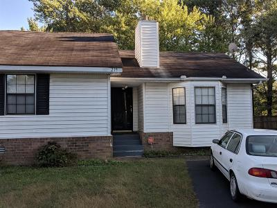 Old Hickory Single Family Home For Sale: 219 Lake Cv