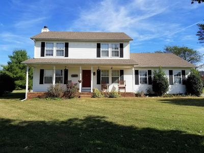 Spring Hill Single Family Home For Sale: 4260 Port Royal Rd