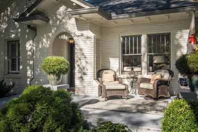 Nashville Single Family Home For Sale: 3516 Richland Ave