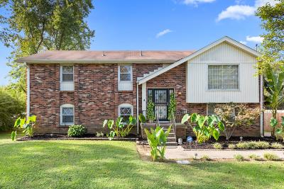 Antioch Single Family Home Under Contract - Showing: 2909 Cherry Hills Dr