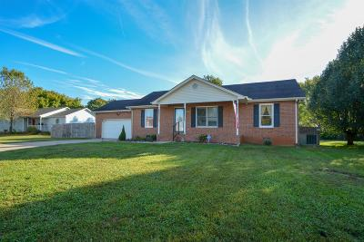 Murfreesboro Single Family Home For Sale: 1811 Peartree Ct