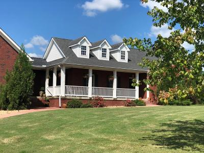 Williamson County Single Family Home For Sale: 7676 Barnhill Rd.