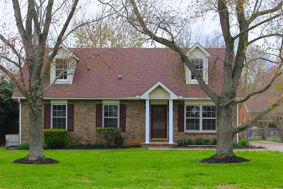 Clarksville Single Family Home For Sale: 1209 Windchase Dr
