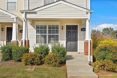 Clarksville Single Family Home Under Contract - Showing: 351 Sam Houston Circle
